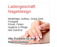 Nageldesign Shop Laden