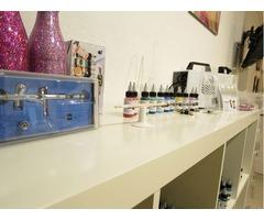 Airbrush Shop Ladengeschäft