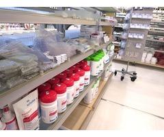 Ladengeschäft Direkt einkauf Fußpflege Shop