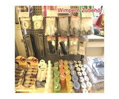 Wimpern Shop Laden