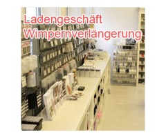 Wimpern Shop Laden