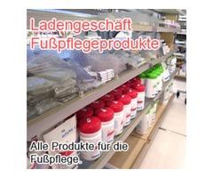 Fußpflege Shop Laden Kirchheim unter Teck
