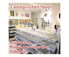 Nail Shop Laden Blaubeuren