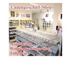 Nail Shop Laden