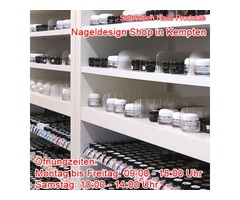 Kempten Nagelkosmetik Shop Laden